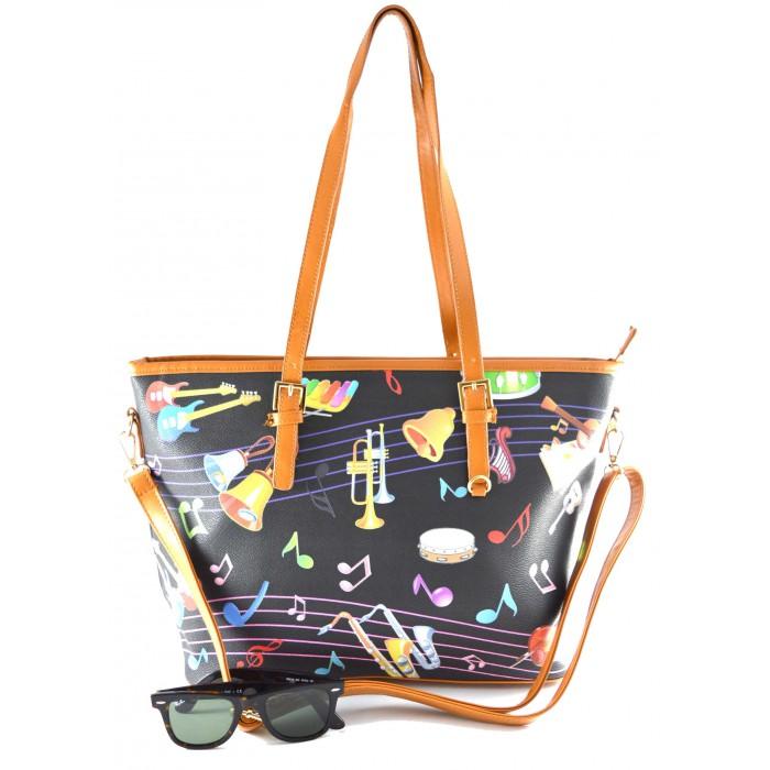 Barevná kabelka přes rameno Song Bellasi 5061