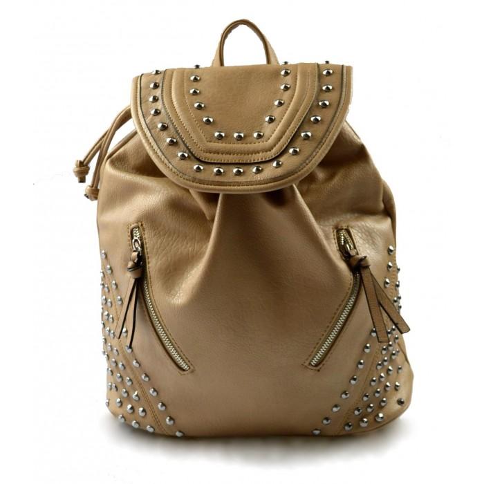 Dámský hnědý batoh Style Marlen 11012