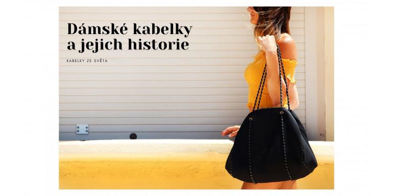 Dámské kabelky a jejich historie