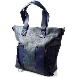 moderní modrá kabelka tali