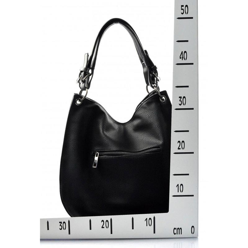 tmavší zelená designová kabelka victoria - KabelkyZeSveta b46bde2c64a