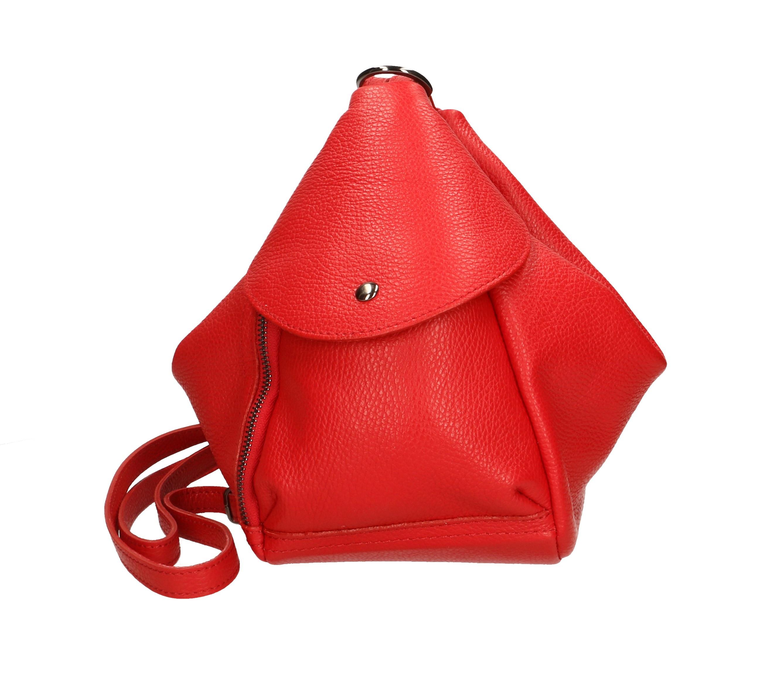 Praktický luxusní béžový taupe menší batůžek alexis