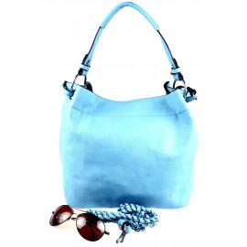 Světle modrá kabelka Fabienne