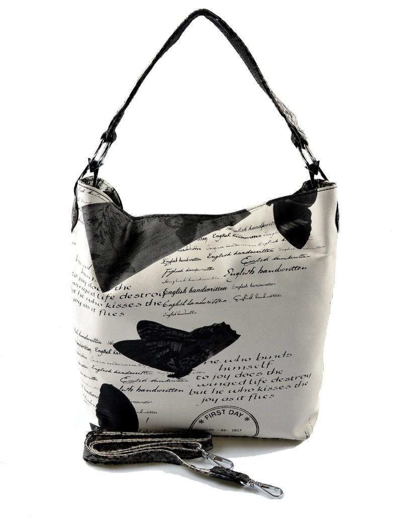 Černá kabelka Tanien